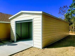Probuilt Structures Sleel Building Storage Building Sheds She Sheds Man Cave Car port Boat Port RV Port customers 9