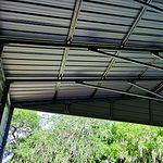 Probuilt Structures Sleel Building Storage Building Sheds She Sheds Man Cave Car port Boat Port RV Port trusses imags 3